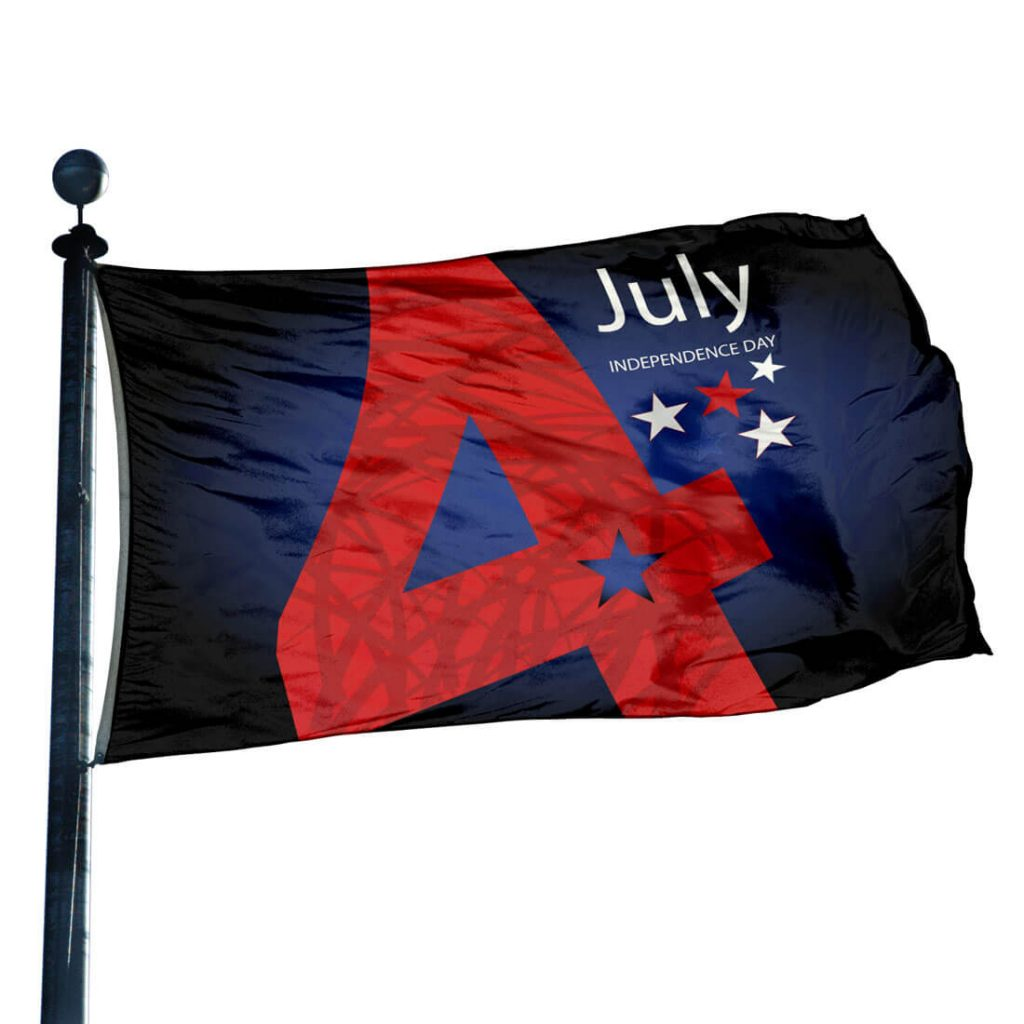 4th Of July Flags Images