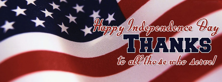 4th Of July Messages For Facebook