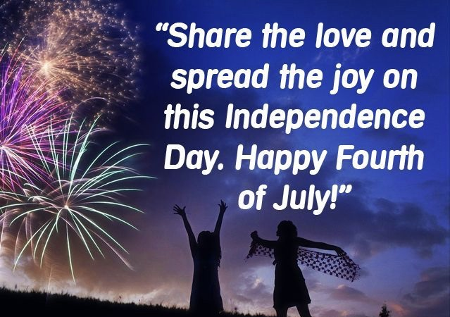 4th Of July Messages Greetings