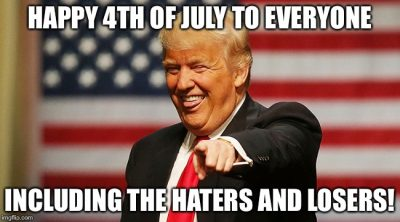 4th Of July Trump Memes