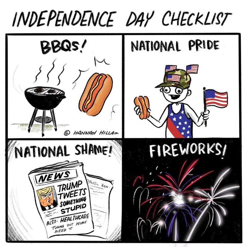 Funny 4th Of July Meme Pictures