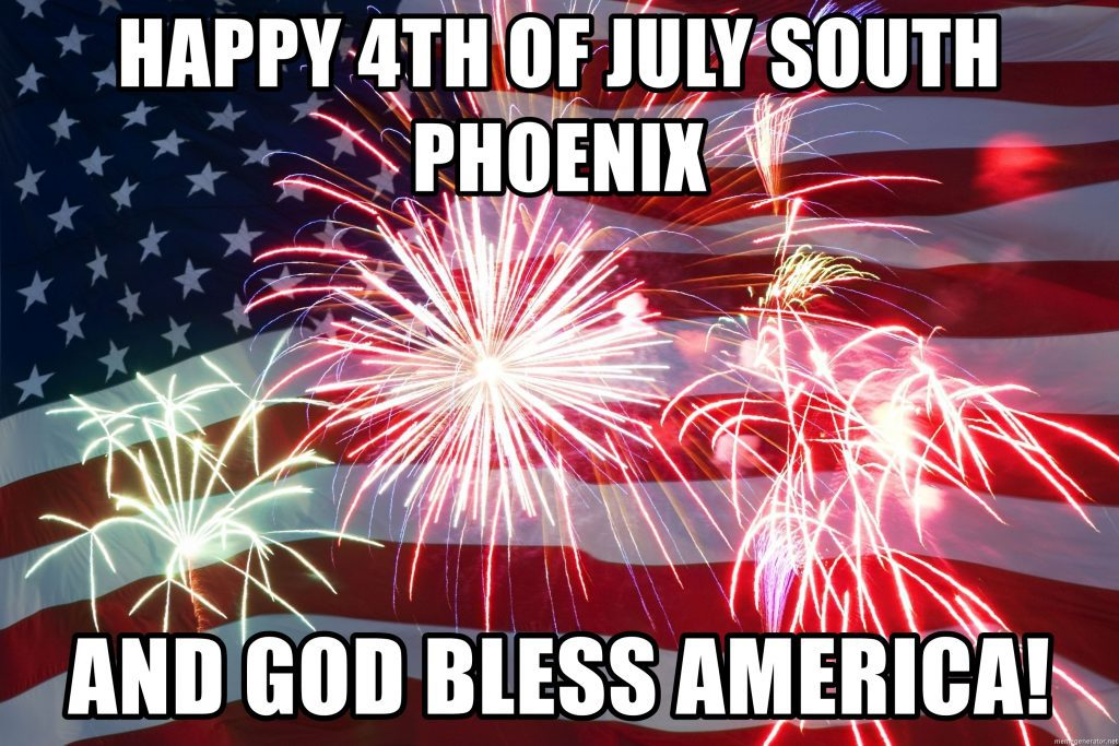 Patriotic 4th Of July Meme
