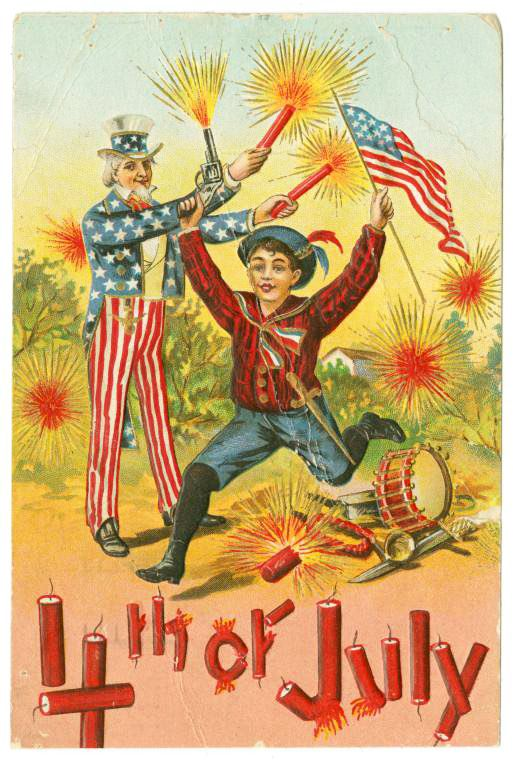 Vintage 4th Of July Pictures