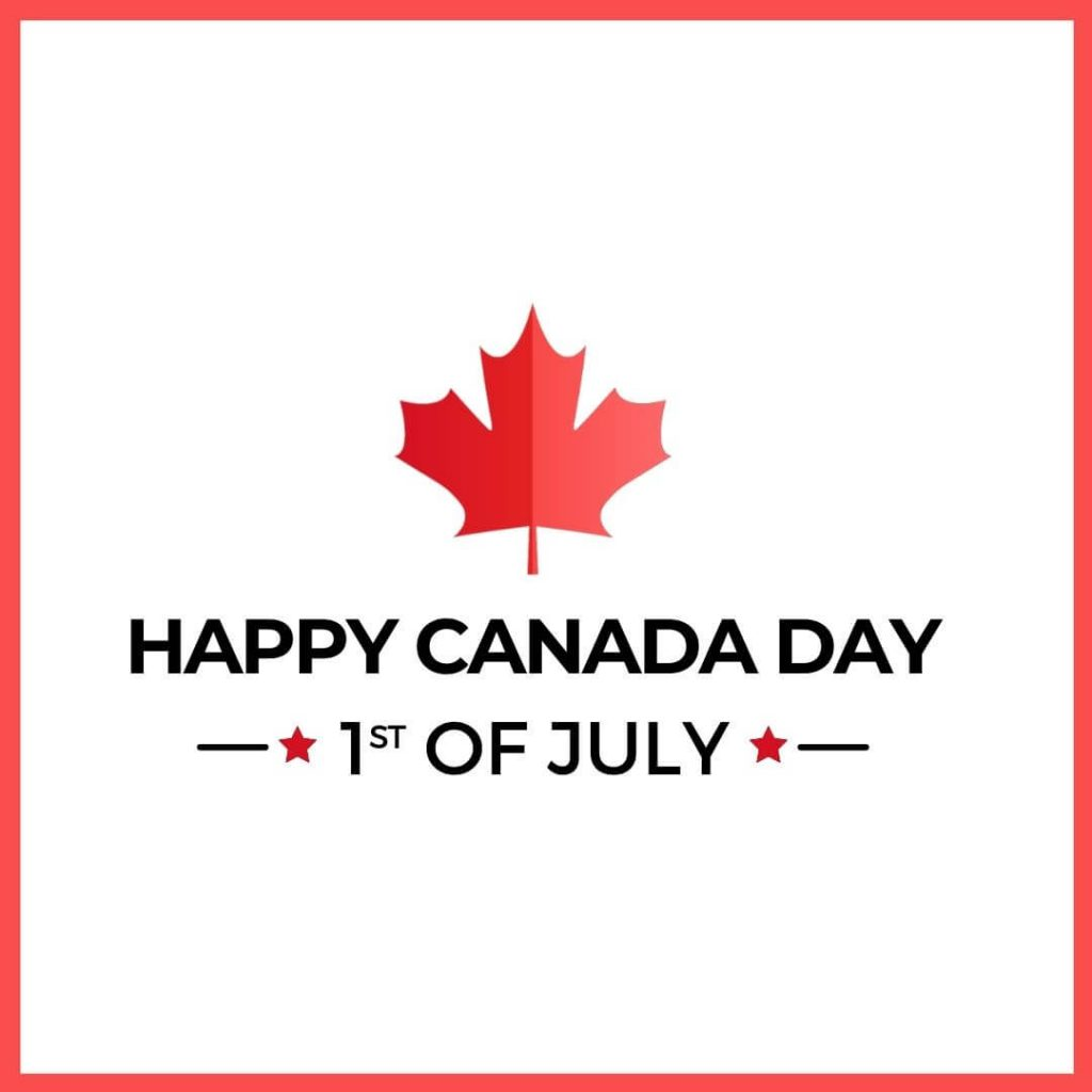 Canada Day 2021 Images