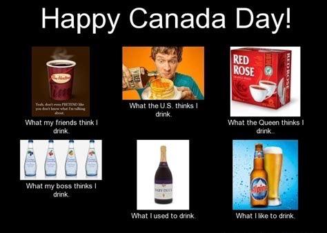 Canada Day Memes