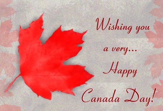 Canada Day Wishes Messages