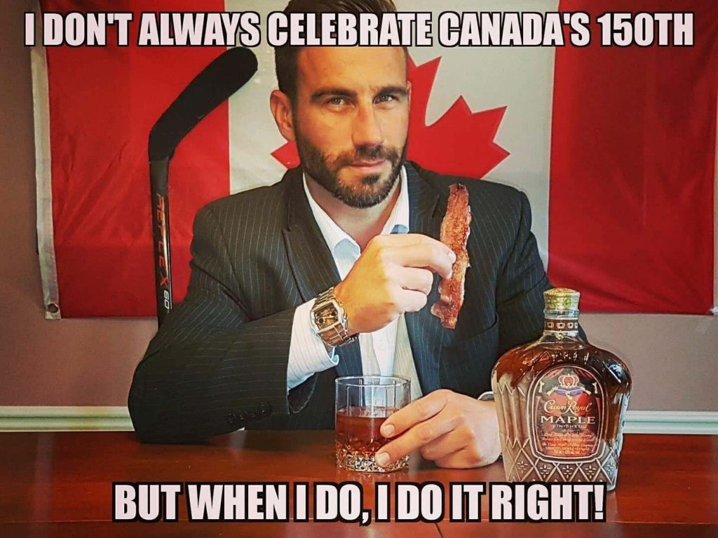 Funny Canada Day Memes