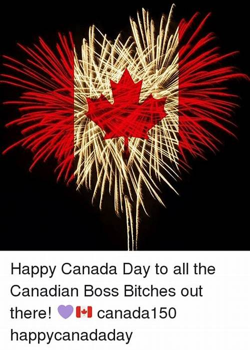 Funny Happy Canada Day Memes
