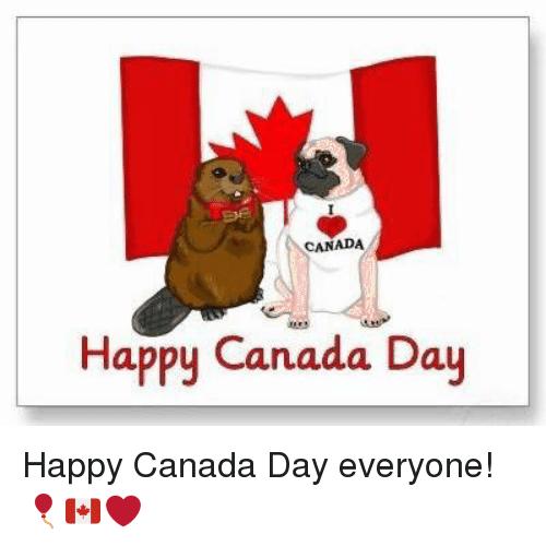Happy Canada Day Meme